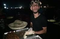 Arbaeen Con Sheij Qomi 22, Falafil el Bocadillo tradicional IRAQUI | #Arbaeen_con_Sheij_Qomi
