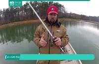 ماهیگیری با استفاده از قلاب - روش طعمه زنی