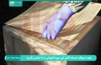 آموزش زنبورداری - جابجا کردن کندوها در اول فصل