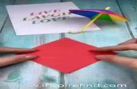 نحوه ساخت چتر