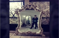 مجسمه پلی استر | آینه و کنسول پلی استر
