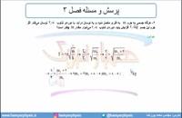 جلسه 142 فیزیک دوازدهم - نوسانگر هماهنگ ساده 5 - مدرس محمد پوررضا