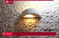 روش نصب سنگ آنتیک مصنوعی طرح پازلی
