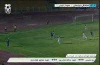 مسابقه فوتبال استقلال خوزستان - هوادار تهران
