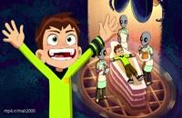 کارتون بن تن - حمله به قصر