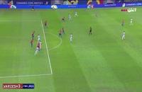 خلاصه بازی فوتبال آرژانتین - پاراگوئه