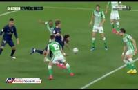 خلاصه بازی رئال بتیس ۲-۱ رئال مادرید