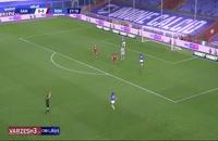 خلاصه مسابقه فوتبال سمپدوریا 2 - آاس رم 0
