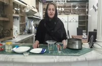 آموزش روش صحیح شربت زولبیا بامیه به سبک قنادی ها