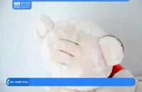 آموزش عروسک پولیشی  با طرح های متنوع - آموزش دوخت خرس تدی با پولیش