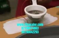 تکنولوژی نوین با دستگاه مخمل پاش 02156574663