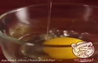 طرز تهیه ماکارونی قالبی داخل فر - آسان و خوشمزه