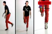 آموزش رقص شافل گام به گام