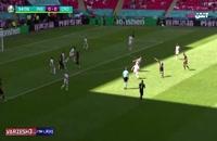 خلاصه بازی فوتبال انگلیس - کرواسی