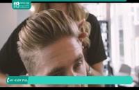 مراحل اصلاح و حالت دهی به مو مردانه   آرایشگری