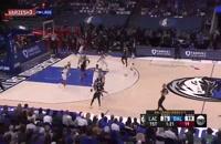 خلاصه بازی بسکتبال دالاس ماوریکس - لس آنجلس کلیپرز