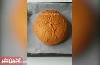 کیک آلمانی + نحوه پخت فلافل + سالاد ترکی