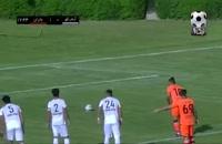 خلاصه مسابقه فوتبال بادران 2 - آرمان گهر 0