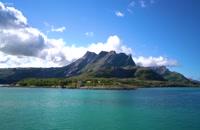 طبیعت خیره کننده نروژ همراه با موسیقی آرامش بخش