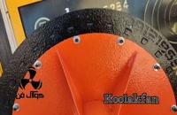 قیمت اگزاست فن فشارقوی کارخانه کارتن سازی09121865671