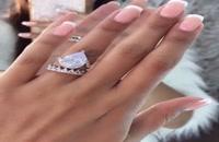 نگین اشکی یا گلابی شکل در جواهرات نماد چیست؟