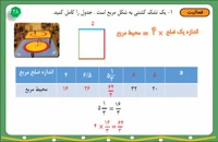 ریاضی ( صفحه ۲۸ و ۲۹ )