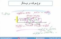 جلسه 139 فیزیک دوازدهم - نوسانگر هماهنگ ساده 2 - مدرس محمد پوررضا