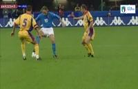 بهترین لحظات توتی در تیم ملی ایتالیا