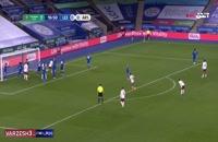 خلاصه بازی فوتبال لسترسیتی 0 - آرسنال 2