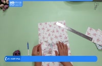 آموزش دوخت کاور مبل - کاور دستمال کاغذی