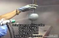 انواع دستگاه آبکاری کروم حرارتی 091956574663