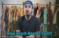 آموزش زبان انگلیسی|مکالمه در فروشگاه لباس