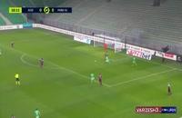 خلاصه مسابقه فوتبال سنت اتین 1 - پاری سن ژرمن 1