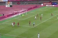 خلاصه بازی فوتبال اسپانیا - ساحل عاج