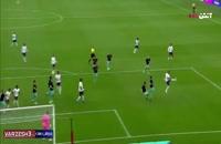 مسابقه فوتبال انگلیس - اتریش