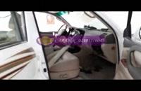 صداگیری اتاق لندکروز در مرکز صداگیری خودرو کاراک