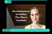 یادگیری ساده و اصولی گرامر زبان آلمانی