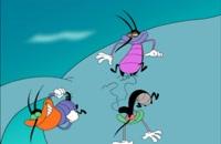 انیمیشن اوگی و سوسک ها (فصل 2-ق35)-The Techno-Files