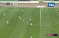 خلاصه مسابقه فوتبال تاجیکستان 0 - عراق 0
