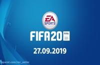 دانلود کرک fifa 2020 به همراه آموزش نصب (انتشار آذر ماه)