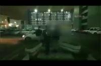 فیلم دستگیری میلاد حاتمی