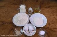 نان فطیر شیرین Nan Fatir Shirin