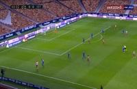 خلاصه مسابقه فوتبال اتلتیکو مادرید 1 - ختافه 0