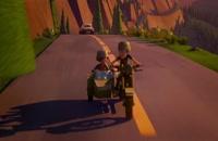انیمیشن Fearless 2020 دوبله فارسی