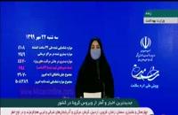 جدیدترین آمار کرونا در ایران - 22 مهر 99