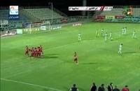 خلاصه بازی فوتبال تراکتور - سایپا