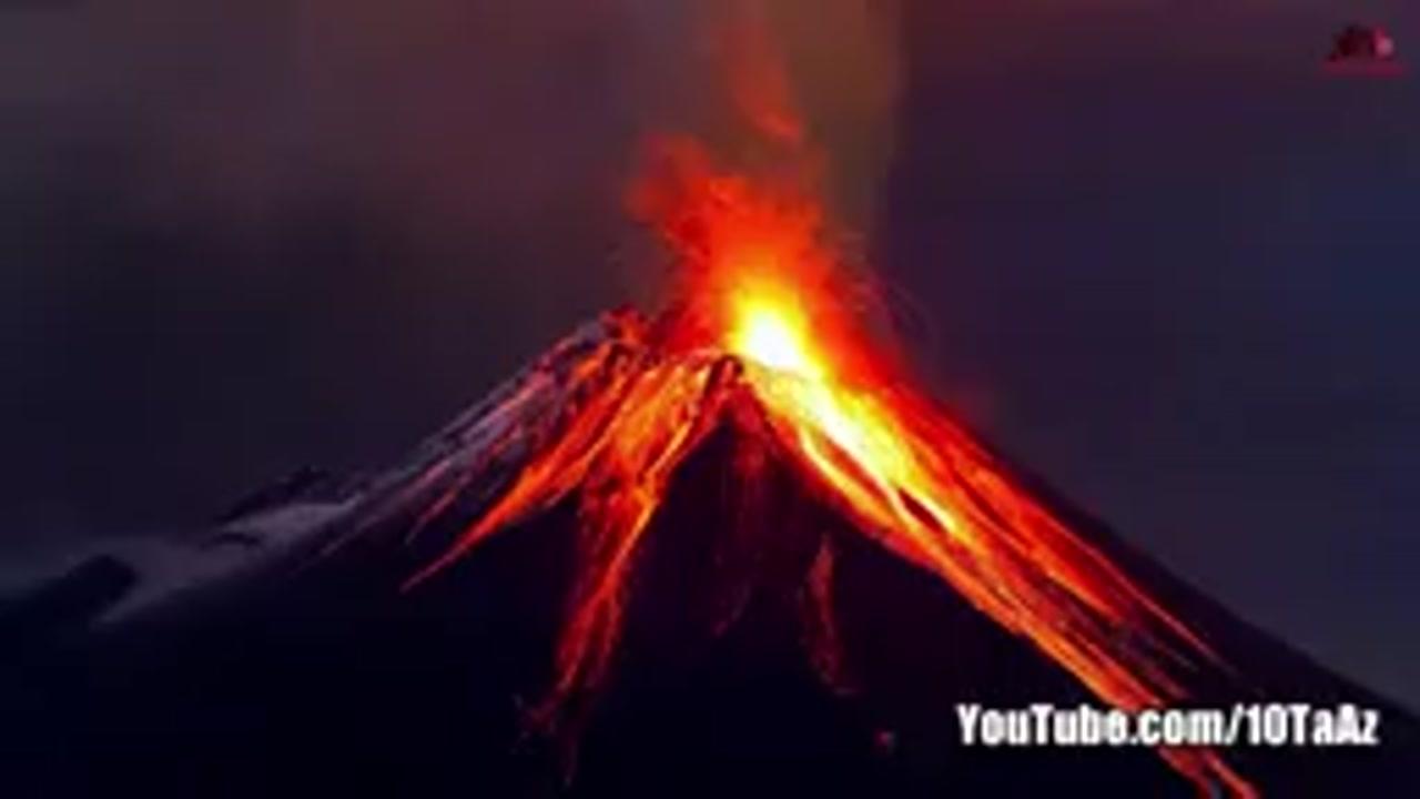 بزرگترین انفجار های عجیب جهان