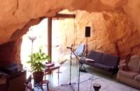 خانه غار مدرن رویای