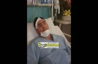 پیام قوی ترین مرد ایران پس از اصابت گلوله
