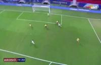 خلاصه بازی آرژانتین - کلمبیا